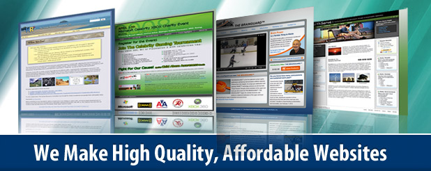 We Make High Quality, Affordable Websites