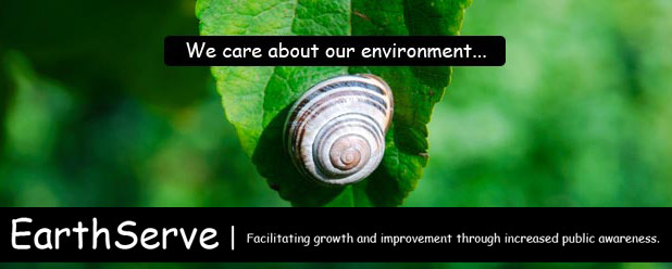 Earthserve - Facilitating Growth and Improvement through Increased Public Awareness